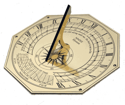 photo of sundial OD4