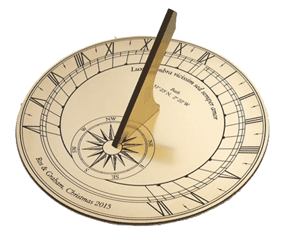 photo of sundial